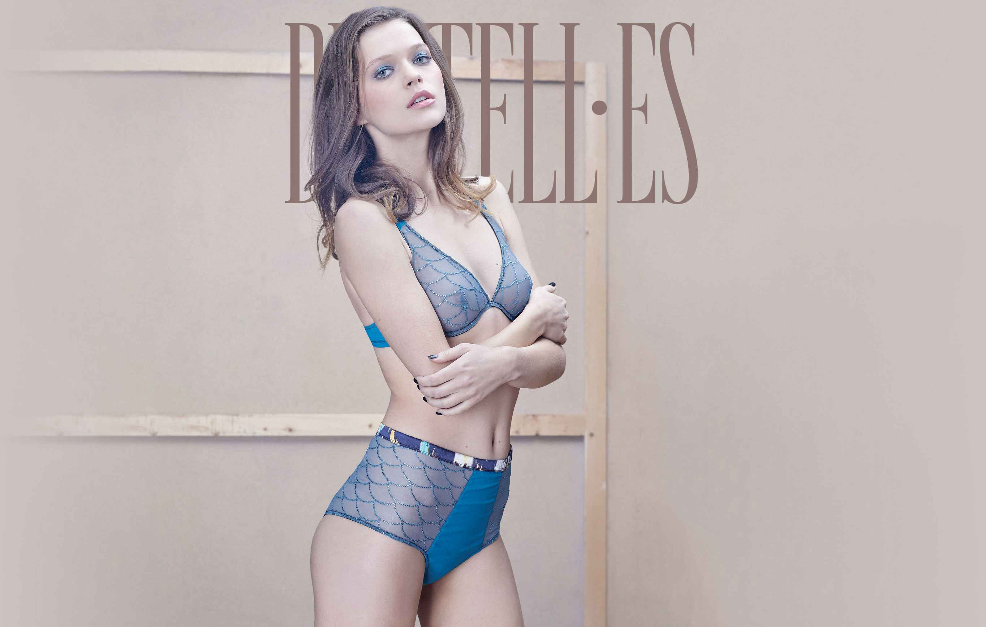 Absolutely Pôm Herfst-winter 2014-2015 - Lingerie ab7c02c91